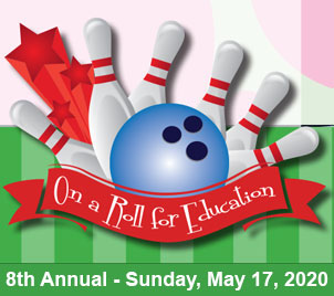 8th Annual On a Roll For Education Event